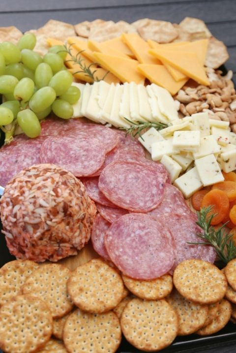 Meat & Cheese Party Tray