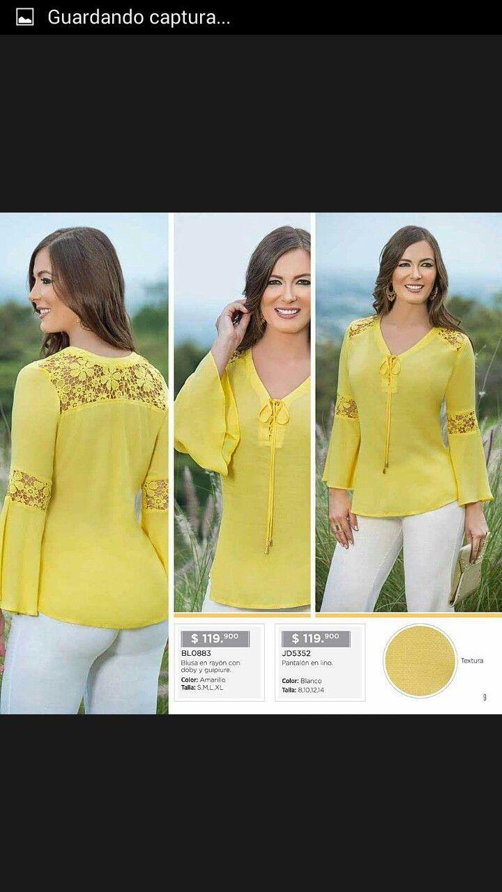 blusas y camisas de dama blonda con jean moda 2015 bs 4 000 00 en
