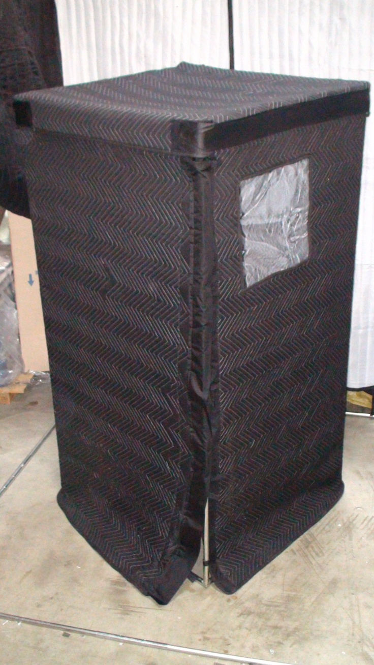 A Great Vocal Booth That Is Portable And A Walk-in