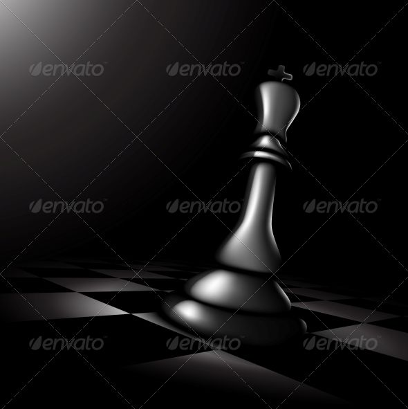 Chess King #GraphicRiver Realistic chess king. Illustration contains transparency and blending effects, eps 10 Created: 13May13 GraphicsFilesIncluded: JPGImage #VectorEPS Layered: Yes MinimumAdobeCSVersion: CS Tags: background #battle #black #board #chess #chessboard #competition #concept #decision #defeat #game #intelligence #king #leader #leadership #leisure #one #plan #play #player #power #standing #strategy #success #table #think #triumph #victory #win #winning