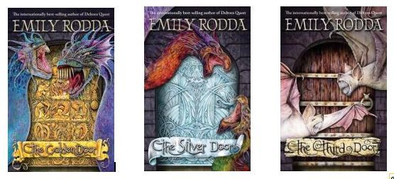 Three Doors Trilogy By Emily Rodda The Walled City Of Weld