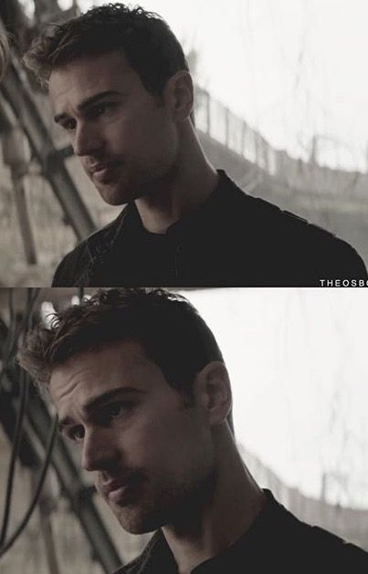 Anyone else think that four looks super hot and just can't wait to see Allegiant