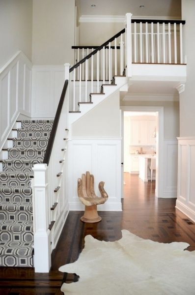 Modern Stair Runners 25 ideas for stair runners a functional necessity for the home