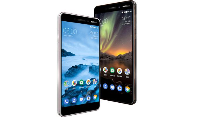 Nokia 6 (2018) Launches with Snapdragon 630 and 4GB RAM  #Nokia6 #Nokia #smartphone #gadgets #snapdragon #MoreNews