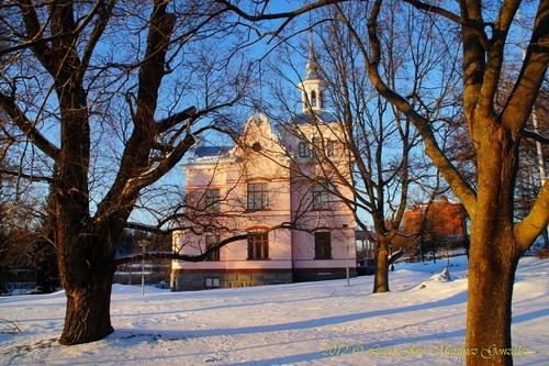 Lahti on kyllä kaunis kaupunki!