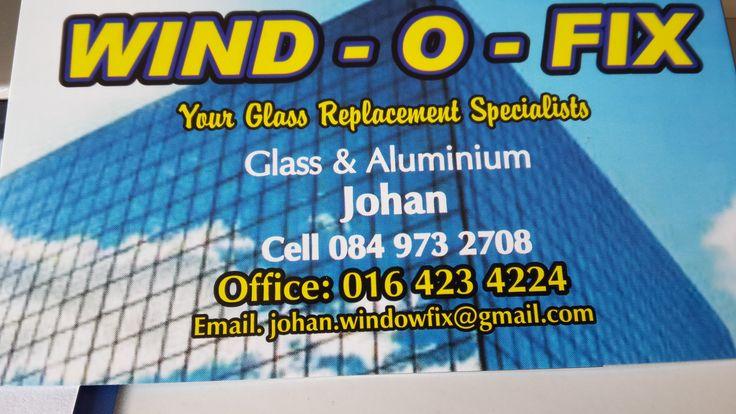 Windo-o-Fix ad board