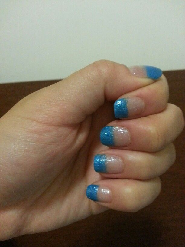 Blue tips☆