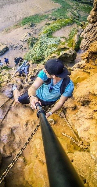 Tyler Barks grand canyon adventures.  #sandmarc #gopro