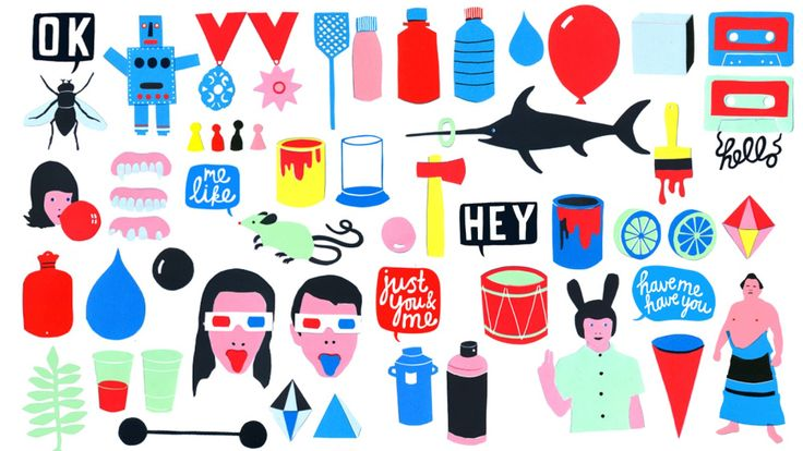 Sue Doeksen illustration