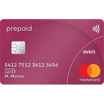Prepaid Credit Card | Prepaid Mastercard