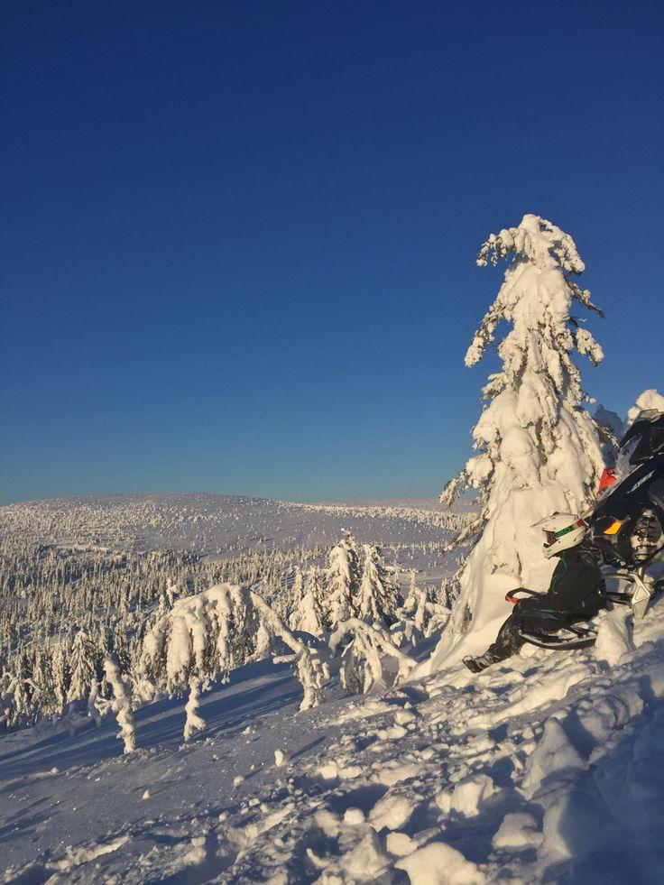 Sälen mountain looking beutiful