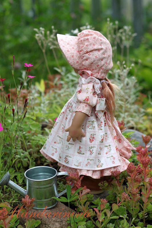 Холли Хобби посвящается: Мона в новых нарядах / Коллекционные куклы Rosemarie Anna Muller / Бэйбики. Куклы фото. Одежда для кукол