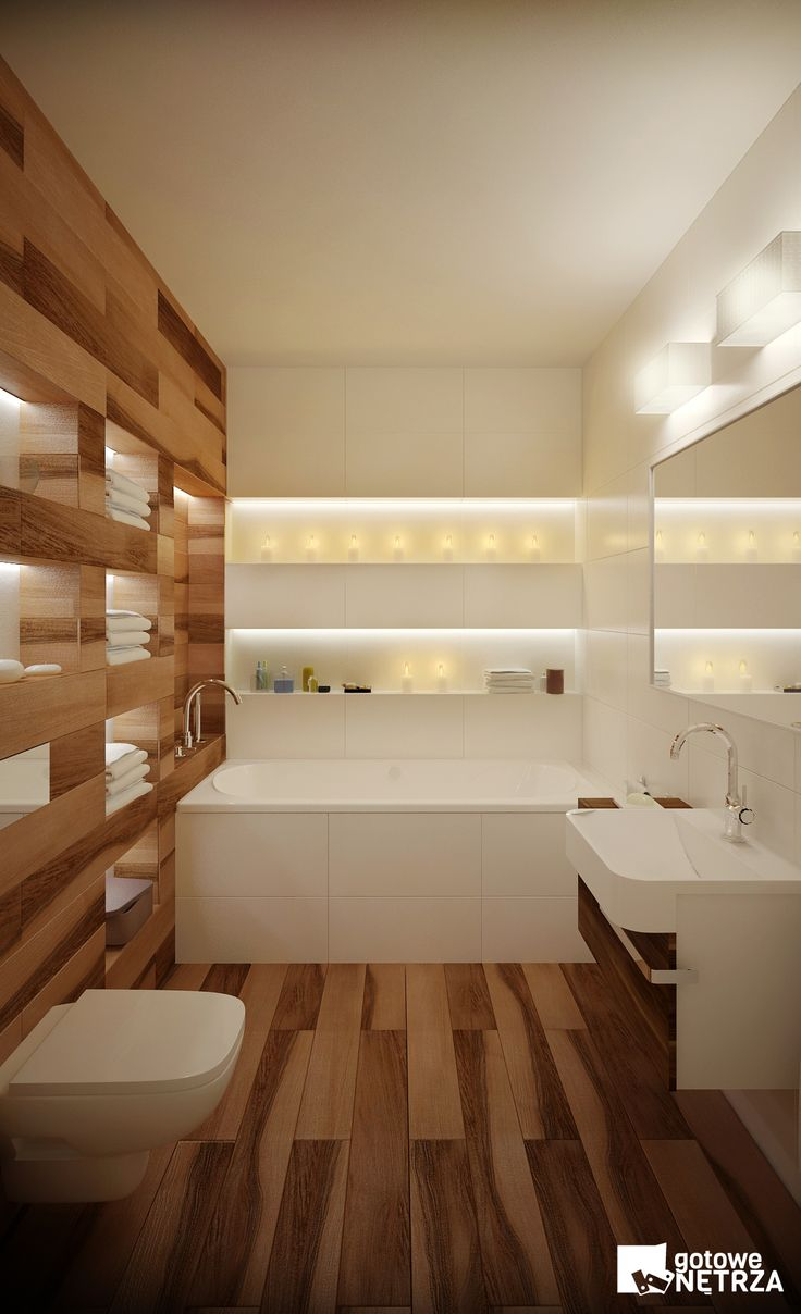 Łazienka Reykyavik - 5 m2 luksusu z projektem gratis