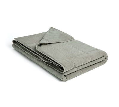 Mrs.Me home couture | bed-end spread Cargo Sage