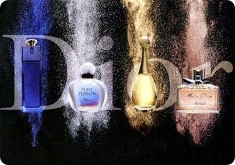 Dior fragrance