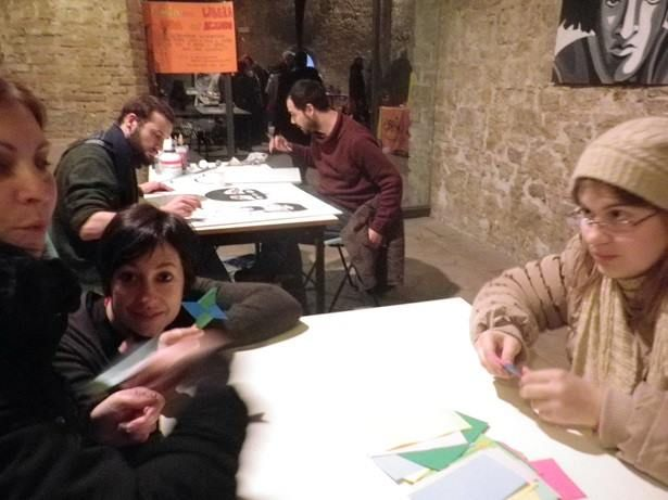Re.Leg.Art's workshop -   Laboratorio dell'organizzazione Re.Leg.Art