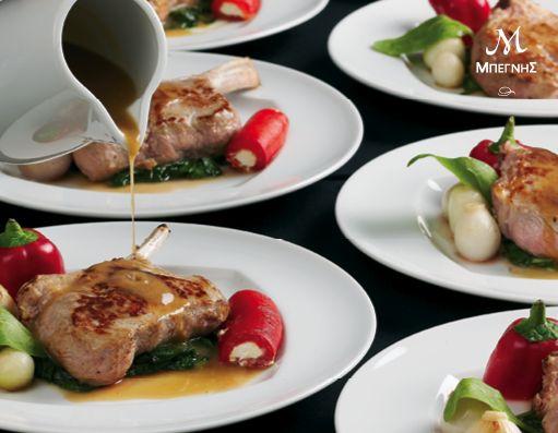 Για δεξιώσεις που ξεπερνούν τις προσδοκίες σας και συνδυάζουν γευστική πρωτοτυπία, υψηλή αισθητική και ποιοτική υπεροχή... δεν έχετε παρά να εμπιστευθείτε τη Μπεγνής! #BegnisCatering #Catering #begnisclassics #business #dinner
