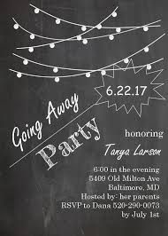 Image result for farewell invitation