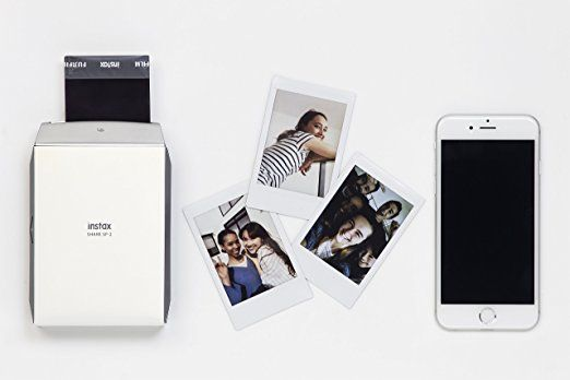 Fujifilm Instax Mini Share Printer SP2 Silver: Amazon.ca: Camera & Photo