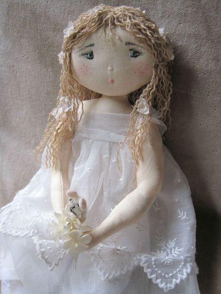 Ondine, Homemade dolls