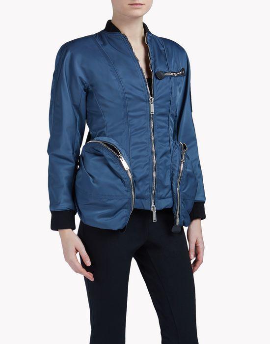 zipped jacket верхняя одежда Для Женщин Dsquared2