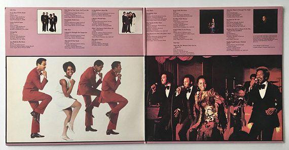 Gladys Knight And The Pips Anthology Double Lp Vinyl Record Etsy Vinyl Record Album Lp Vinyl Vinyl Records