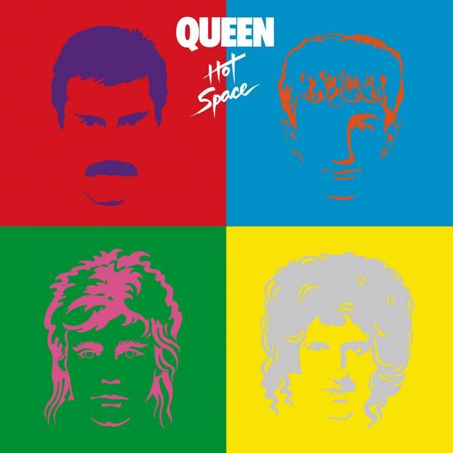 Queen Hot Space Deluxe Edition 1982 Descargar Mp3 320 Gratis Rock Queen Album Covers Music Album Cover Queen Albums
