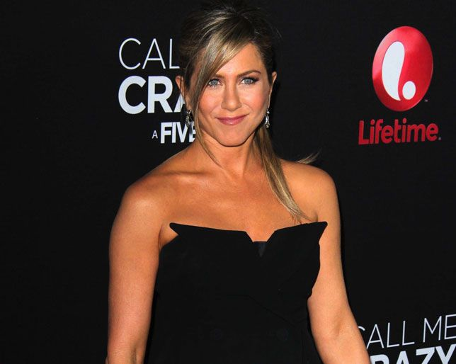 The Secret to Jennifer Aniston's Toned Body Train like the former Friends star with these yoga moves for a hot body and calm mind from celebrity trainer Mandy Ingber
