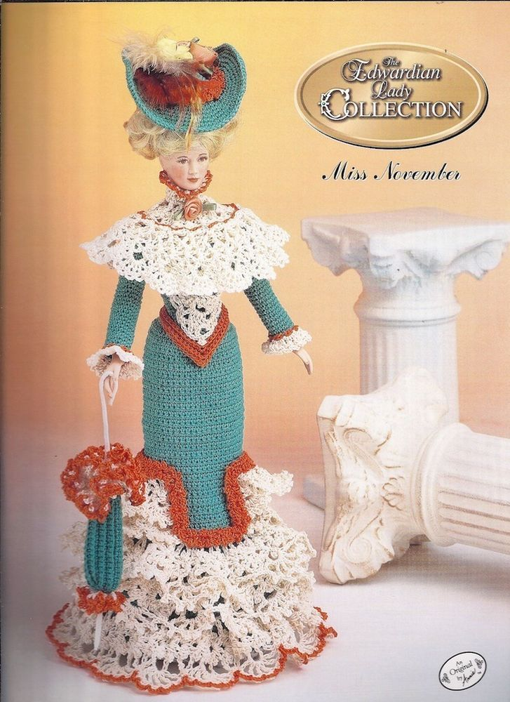 1000 best 2nd - Barbie & Ken Crochet Clothes images by Cathyann ...