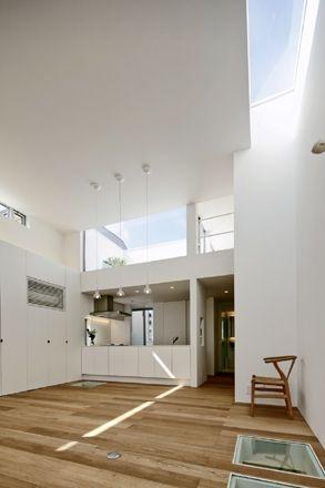 専門家:井東 力が手掛けた、リビング(八雲の家)の詳細ページ。新築戸建、リフォーム、リノベーションの事例多数、SUVACO(スバコ)
