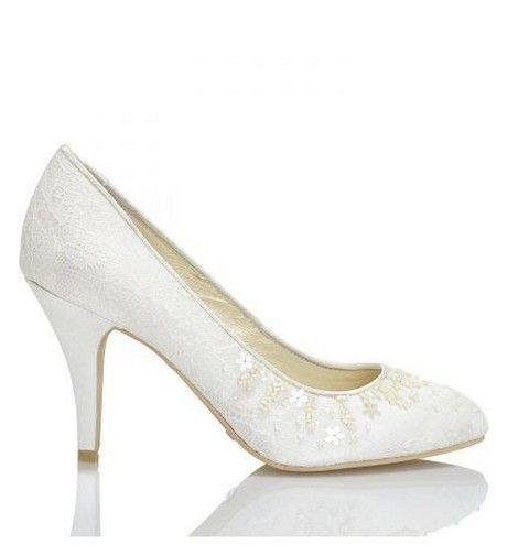 Svadobné topánky Menbur Adriana Svadobný salón Valery