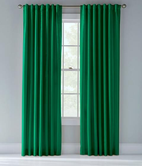 Prospect Amp Vine Kelly Green Curtain 84 Quot 70 For