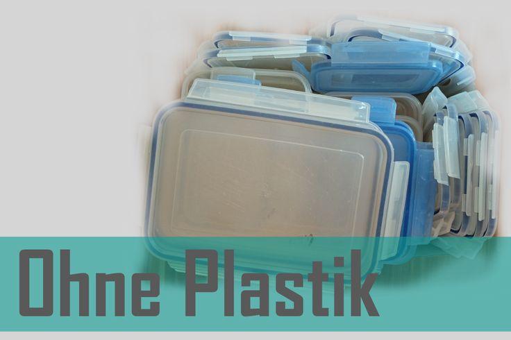 Tipps, wie man in allen Bereichen des Alltags Plastik vermeiden kann. Zero Waste & plastikfrei