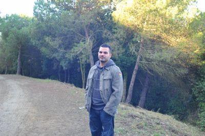 RAMÓN GRAU. Director of Photography: NikonD700 . Felicidades Rafa . Rodando la Caixa . ...