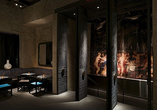 Buddakan New York Restaurant Projects Gilles