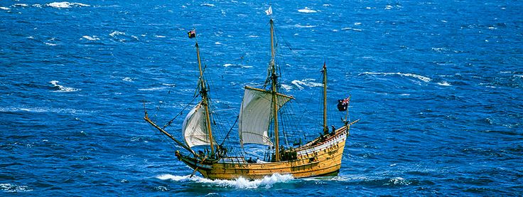 Duyfken 1606 Replica Foundation. Visit the ship or immerse yourself in this website.