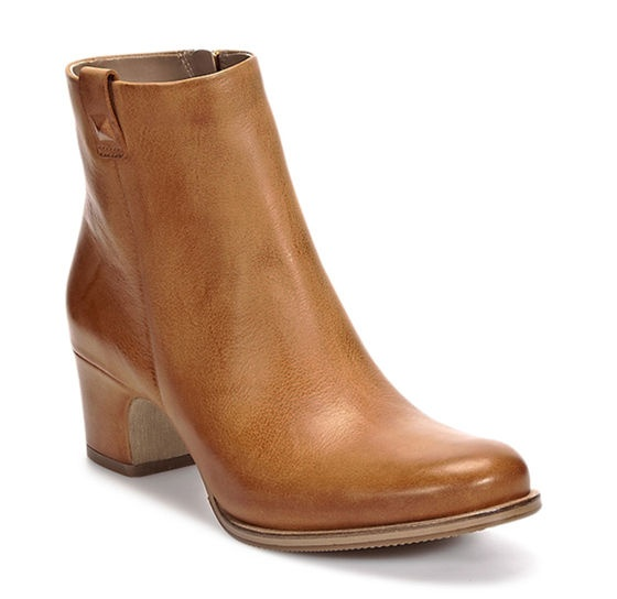 ECCO Liege Ankle Bootie (AMBER)