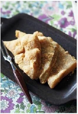 くるみ餅 | お菓子・パンのレシピや作り方【corecle*コレクル】