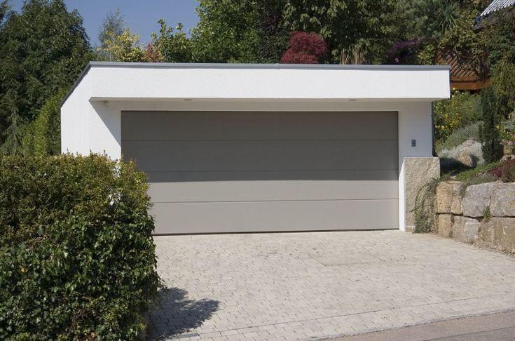 Garage GH Außenräume - Schüll Architektur