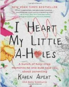 Science of Parenthood interviews Karen Alpert aka Baby Sideburns. You just gotta love a woman who says Fuck a lot.