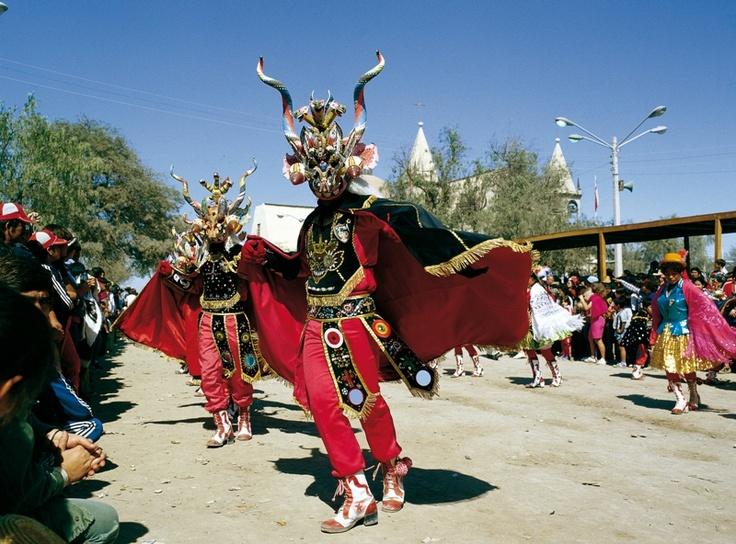 Fiesta de la Tirana #pinChile