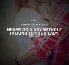 The Gentleman's Guide #41