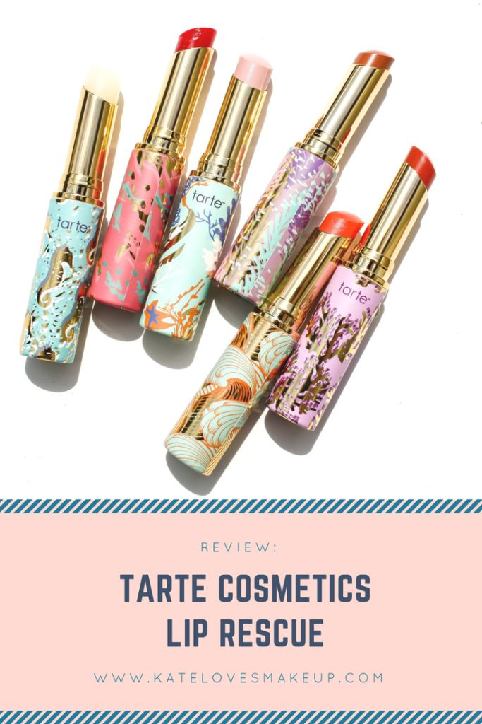 TARTE COSMETICS LIP PRODUCTS | MAJOR HAUL + REVIEW