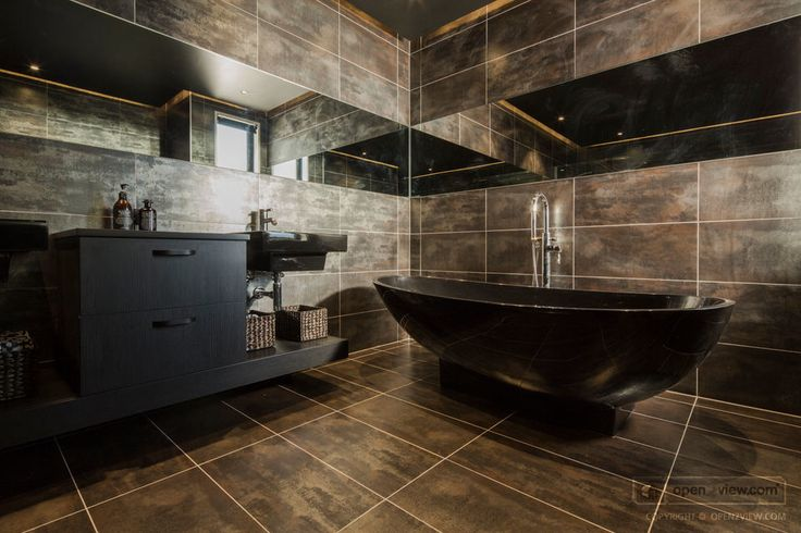 Awesome home with a stunning bathroom