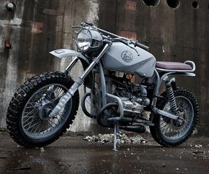 Quartermaster Motorcycle.