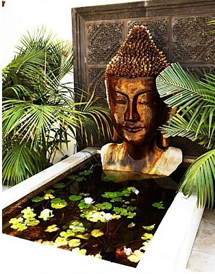 zen. Love Buddha statues