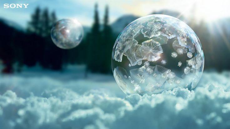 Ice Bubble - Sony