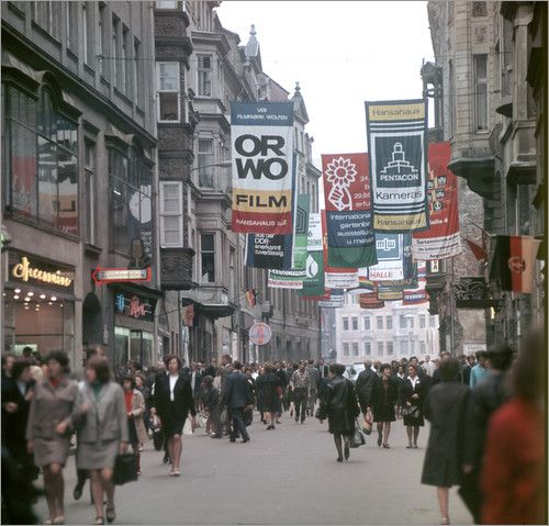 DDR - Messe in Leipzig 1968