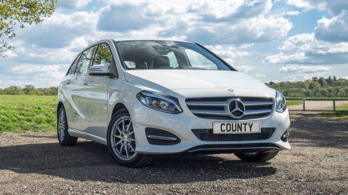 Mercedes-benz B180 Class 1.8 CDi Sport Premium | County Car & Van Rental