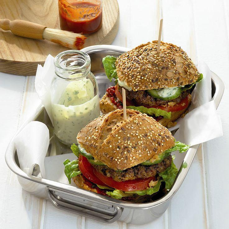 De beste hamburgers komen niet uit Amerika, die maak je gewoon zelf! #Grilburger #WWrecepten